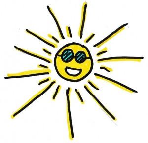 H15 Klein zonnetje